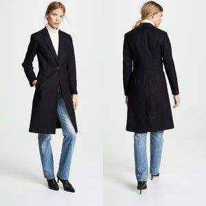 NEW Rag & Bone Daine Virgin Wool Blend Coat